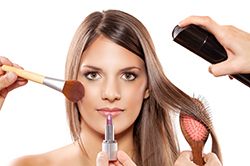 Magali Beauty & Holistic Therapists Training Centre-Make Up & Hair Styling
